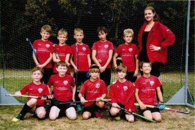 Foto zur Meldung: Ereignisreiches Hockeyturnier für unsere C-Jungs in Hannover