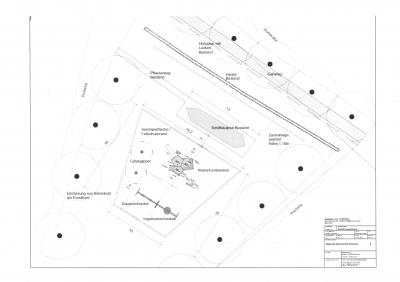 Neubau öffentlicher Spielplatz in Sommerfeld