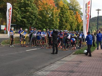 Foto zur Meldung: Deutsche Rollski-Bergmeisterschaft / Startliste-Online