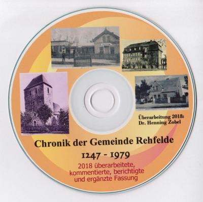 Foto zur Meldung: Neue Erkenntnisse zur Ortsgeschichte von Rehfelde