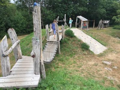 Foto zur Meldung: Spielplatz - Dänische Schule
