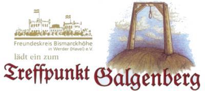 """Lachsalven und Galgenhumor """"Treffpunkt Galgenberg"""" mit Morgensternprogramm"""
