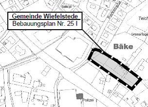 B-Plan Nr. 25 I