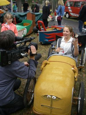 Vorschaubild zur Meldung: Seifenkistenrennen Neuenhagen