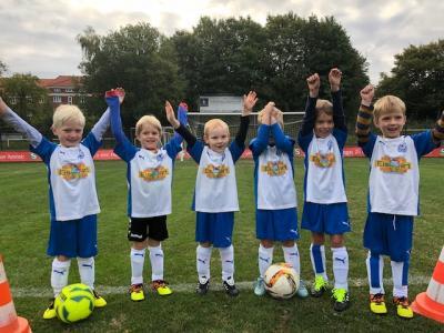 Vorschaubild zur Meldung: Herbstferien - Fußball Camp für G Junioren/Juniorinnen