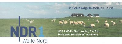 """Vorschaubild zur Meldung: NDR 1 Welle Nord sucht """"Die Top Schleswig-Holsteiner"""""""