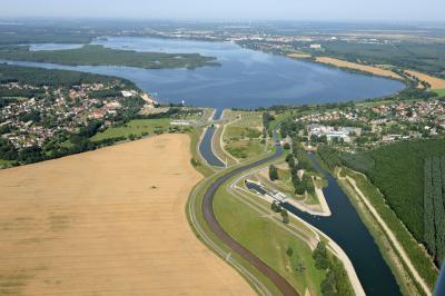 Foto zur Meldung: Vorübergehende Vollsperrung des Senftenberger Sees – Allgemeinverfügung des Landkreises Oberspreewald-Lausitz