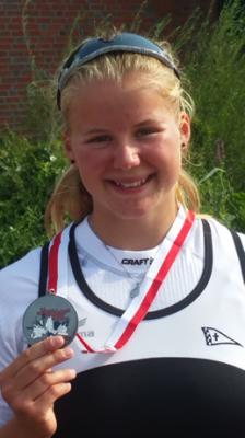 Foto zur Meldung: Medaillenregen bei Deutscher Meisterschaft für niedersächsische Kanurennsportler