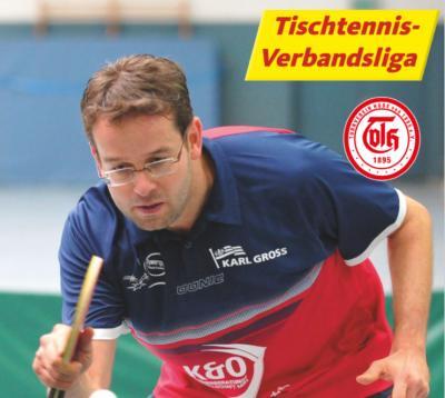 Vorschaubild zur Meldung: Verbandsliga Tischtennis: Zweite Herren führt zunächst die erste Mannschaft und anschließend sich selbst zum Erfolg
