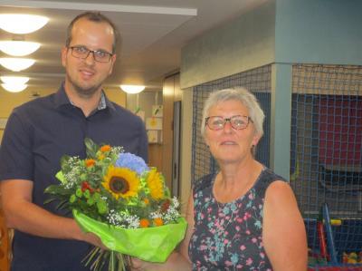 """Foto zu Meldung: Kita """"Kleine Strolche"""" - Anita Warnecke verabschiedet"""