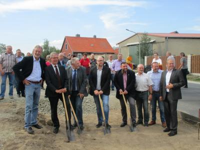 Foto zu Meldung: Radweg zwischen Velpke und Meinkot - Der Anfang ist gemacht!