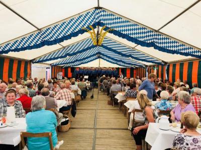 Foto zur Meldung: Sommerfest der Senioren der Gemeinde Groß Twülpstedt