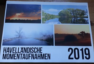 Foto zur Meldung: Kalender Havelländische Momentaufnahmen