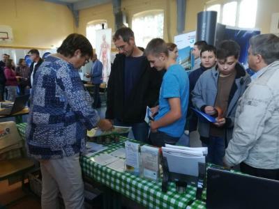 Foto zur Meldung: Ausbildungs- und Studienbörse in Spremberg