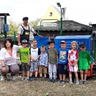 Elternnachmittag Kita Pusteblume in Lichterfelde