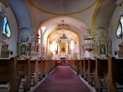Pfarrkirche St. Johannes Nepomuk