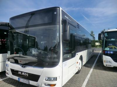 Foto zur Meldung: Landkreis OSL informiert zu möglichen Ausfällen bei Busverbindungen