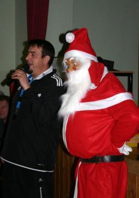 Foto zur Meldung: Weihnachten bei den Oderkickern