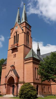 St. Johannes Kirche Niederwürschnitz
