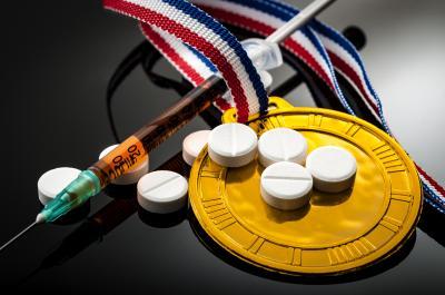 Kampf gegen Doping (Shutterstock)