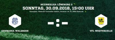 Foto zur Meldung: I.Herren - Kann VfL Westercelle den Erfolgstrend fortzsetzen?