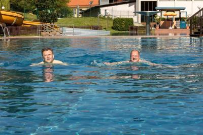 Foto zur Meldung: Freibadsaison wird eröffnet