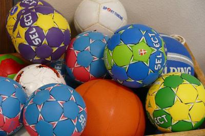Foto zur Meldung: Handballaktionstag