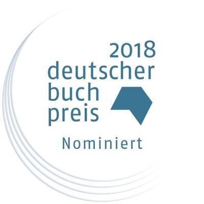 Vorschaubild zur Meldung: Deutscher Buchpreis 2018 - Shortlist: die besten sechs!