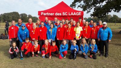 Foto zur Meldung: 42,195 Km Ostsee-Staffelmarathon - gemeinsam geschafft!