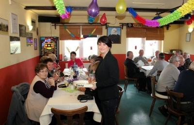 Foto zur Meldung: Neujahrsempfang der SG Wiesenau 03
