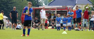 Foto zur Meldung: Fußballturnier der FWZ Oderkicker