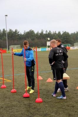 Foto zur Meldung: Die Bundesliga hautnah in Wiesenau
