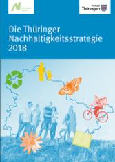 Cover der Thüringer Nachhaltigkeitsstrategie 2018