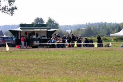 Foto zur Meldung: 5. Reitertag in Wiesenau