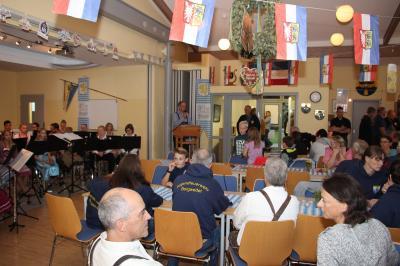 Foto zu Meldung: 90 Jahre Feuerwehr Borgwedel