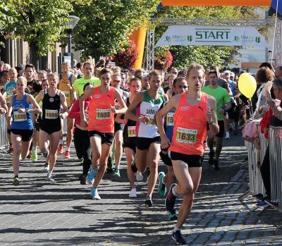 Foto zur Meldung: Christian Schreiner läuft Streckenrekord in Erftstadt