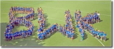 Vorschaubild zur Meldung: Südafrikanische Jugendteams zu Gast