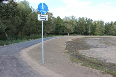 Vorschaubild zur Meldung: Dosse-Uferweg freigegeben