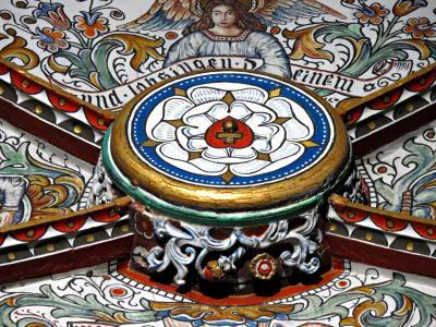 Vorschaubild zur Meldung: Am Reformationsfeiertag um 18:00 Uhr > Abendgottesdienst in St. Sixti mit ökumenischem Kanzeltausch