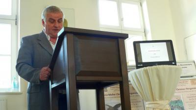 Privatdozent Dr. Jürgen Nelles aus Bonn