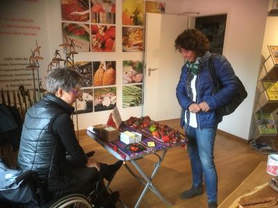 Vorschaubild zur Meldung: Erster Pflanzenflohmarkt im Schafhof