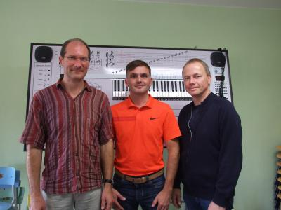 Foto zur Meldung: Parchimer Förderverein wählt neuen Vorstand