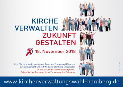 Foto zur Meldung: Kath. Kirchengemeinde - Kirchenverwaltungswahl am 18.11.2018