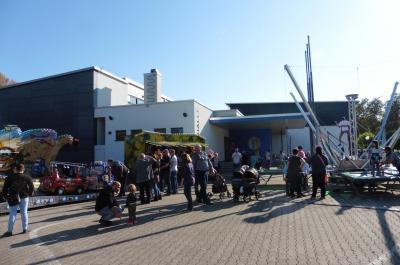 Vorschaubild zur Meldung: Herzlich Willkommen zur traditionellen Kirwe beim Festplatz vor und in der Pfinzhalle Rußheim