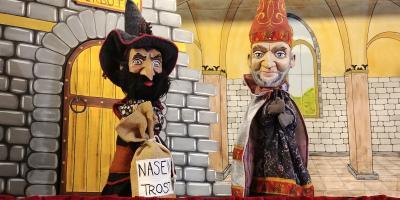 Puppentheater für Groß und Klein!