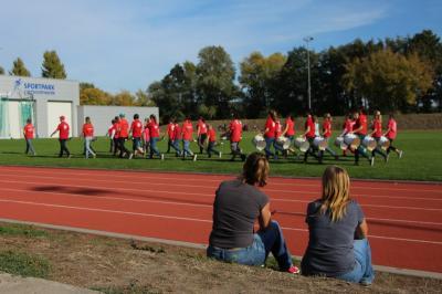 Foto zur Meldung: Öffentliches Training der Adlerküken