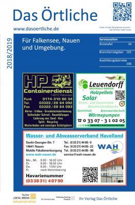 """Neue Ausgabe """"Das Örtliche"""" für Falkensee und Nauen"""