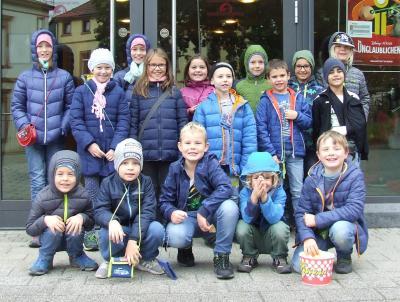 Vorschaubild zur Meldung: Gut besuchte Tagesangebote der Stadt Wächtersbach in den Herbstferien