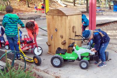 Foto zu Meldung: Neuer Treibstoff zum Spielen