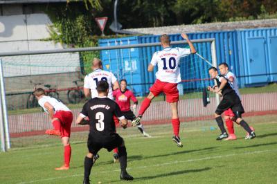 Foto zur Meldung: + + + Fußball Landesliga West  8. Spieltag + + +